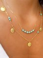 Golden Necklaces